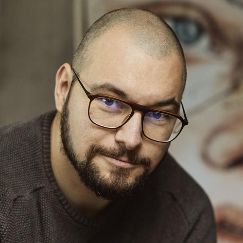 Dominic Beyeler, Artist Designer Illustrator, Toffen